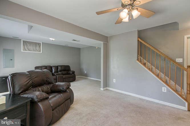 Rec Room in Basement - 14038 BROADVIEW LN, CULPEPER