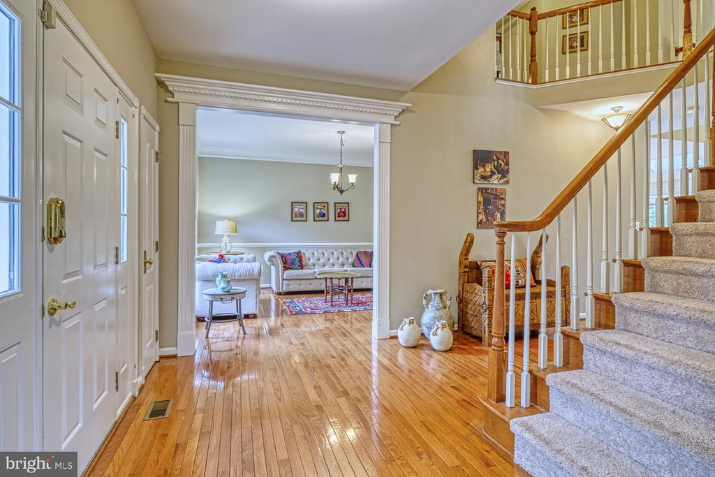 Grand Entry - 1321 GATESMEADOW WAY, RESTON