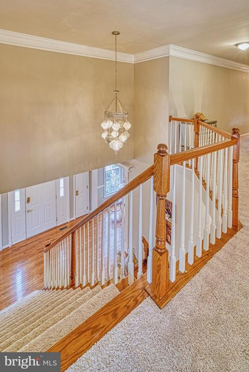 Two Story Foyer - 1321 GATESMEADOW WAY, RESTON