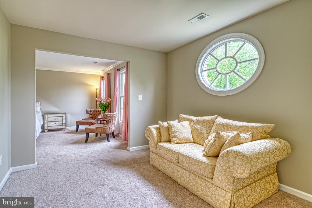 Master Sitting Room - 1321 GATESMEADOW WAY, RESTON