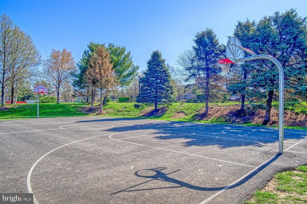 Great Falls Crossing Basketball Courts - 1321 GATESMEADOW WAY, RESTON
