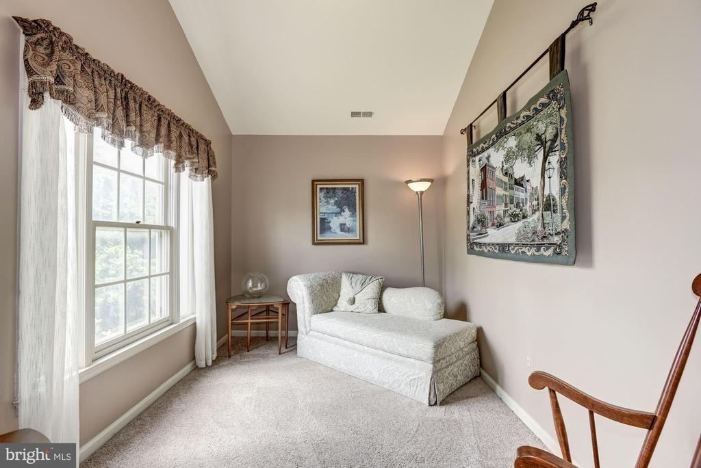 Master Bedroom Lounge - 4811 WALNEY KNOLL CT, CHANTILLY