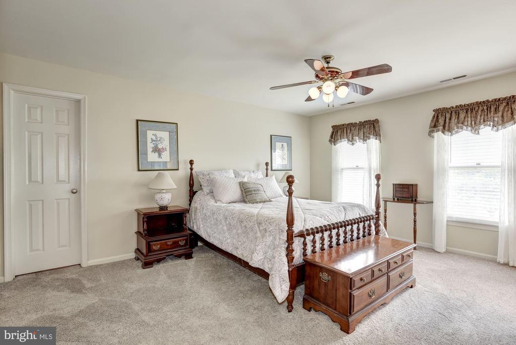 Master Bedroom Sleeping Area - 4811 WALNEY KNOLL CT, CHANTILLY