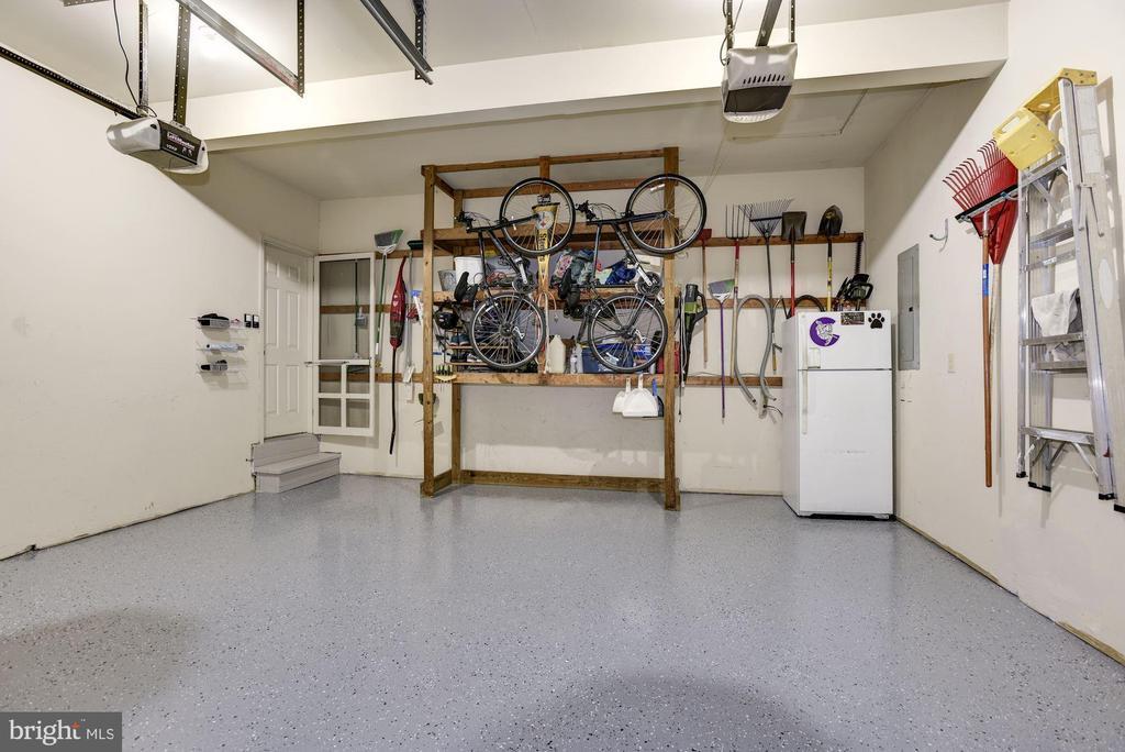 Garage - 4811 WALNEY KNOLL CT, CHANTILLY