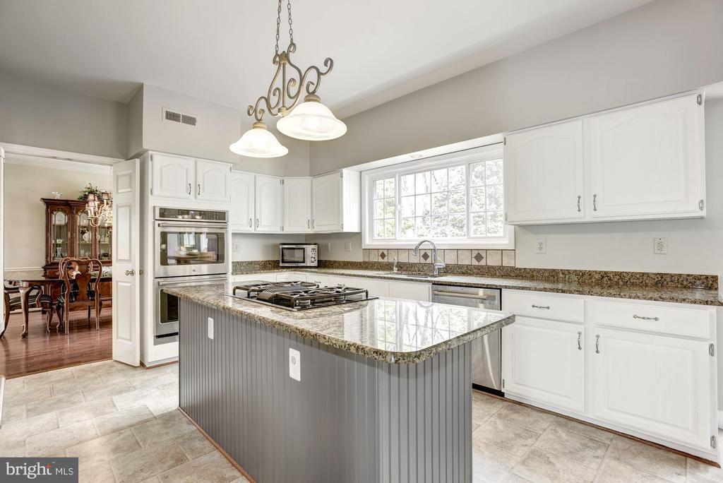 Kitchen - 4811 WALNEY KNOLL CT, CHANTILLY