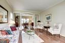 Living Room - 4811 WALNEY KNOLL CT, CHANTILLY