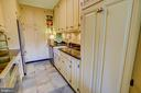 Kitchen with granite counters - 3900 NW WATSON PL NW #A-7C, WASHINGTON