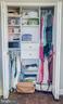 Closet in main bedroom - 3900 NW WATSON PL NW #A-7C, WASHINGTON