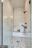 Main Level Master Shower - 711 FREDERICK ST SW, VIENNA