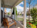 Enjoy staying at home on your front porch - 42610 CALLALILY WAY, BRAMBLETON