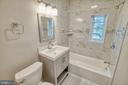 Bathroom - 2032 FORT DAVIS ST SE #B, WASHINGTON