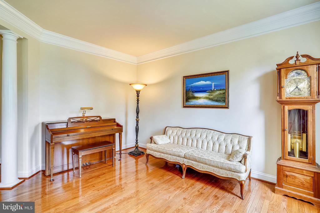 Sitting room/living room area - 5262 MAITLAND TER, FREDERICK