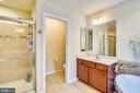 Separate shower stall - 5262 MAITLAND TER, FREDERICK