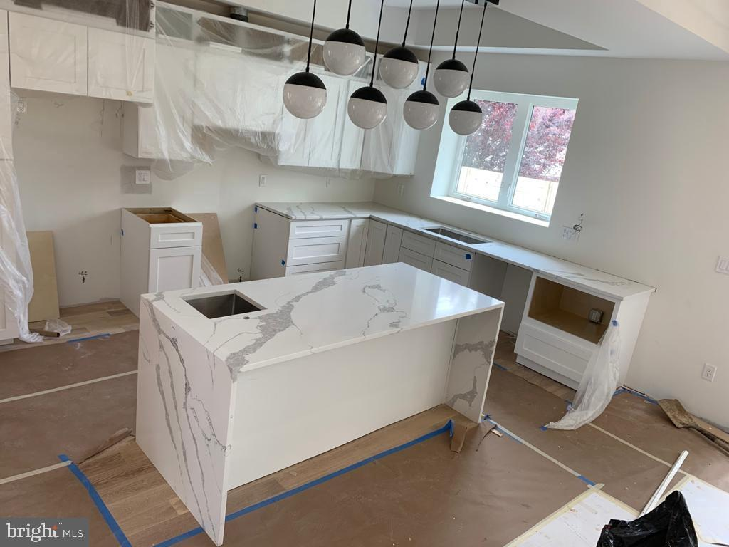 Modern High End Kitchen - 2118 N CAMERON ST, ARLINGTON