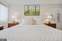 Large enough for king size bed - 5500 FRIENDSHIP BLVD #1616N, CHEVY CHASE