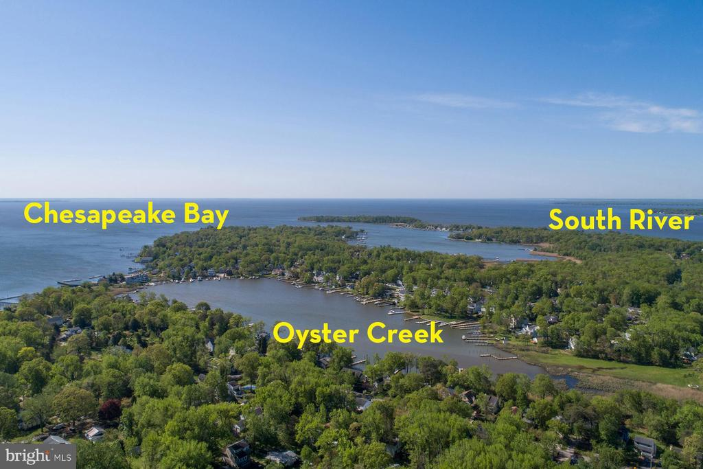 Boat to the Chesapeake Bay in 5 minutes - 1218 WASHINGTON DR, ANNAPOLIS