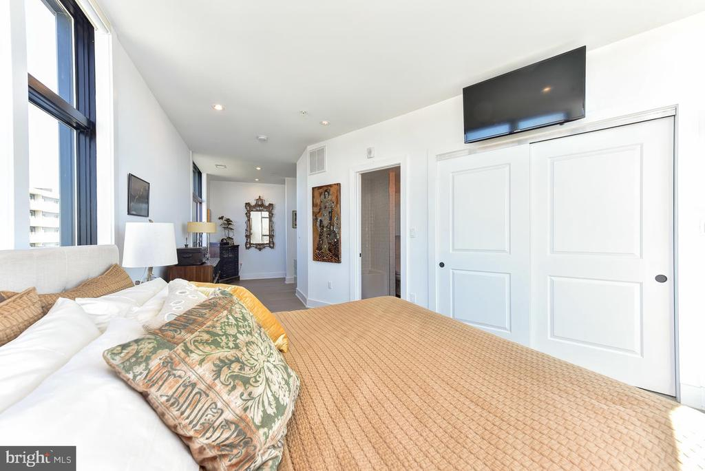 Master Bedroom - 1402 H ST NE #501, WASHINGTON