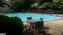 Community Pool behind the clubhouse - 12913 ALTON SQ #309, HERNDON