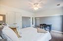 Bedroom 3 - 3 MOUNT ARARAT LN, STAFFORD