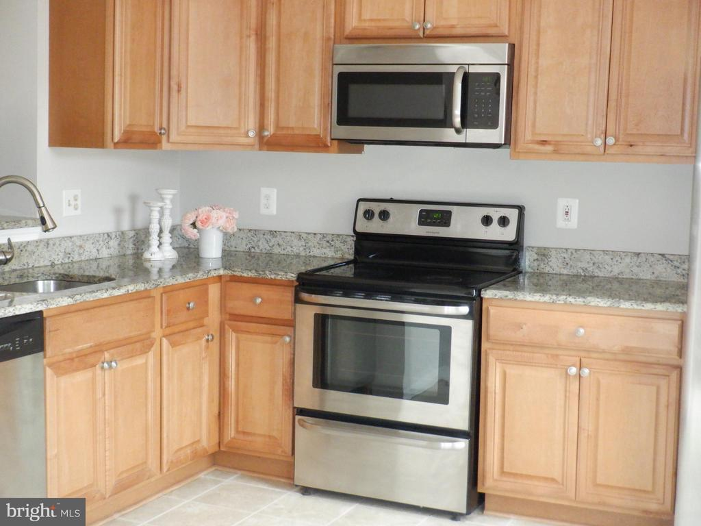 Stainless steel appliances - 43955 CHOPTANK TER, ASHBURN