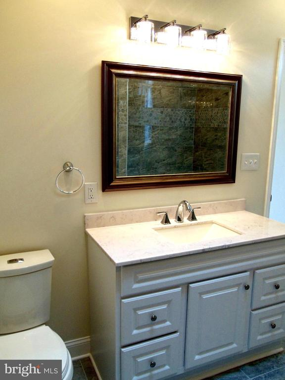 Mater suite bathroom - 5710 4TH ST NW, WASHINGTON