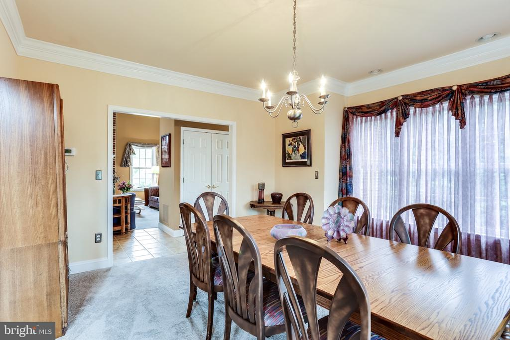 Dining Room - 2112 CHAUCER WAY, WOODSTOCK