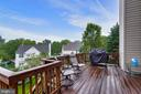 Deck - 2112 CHAUCER WAY, WOODSTOCK