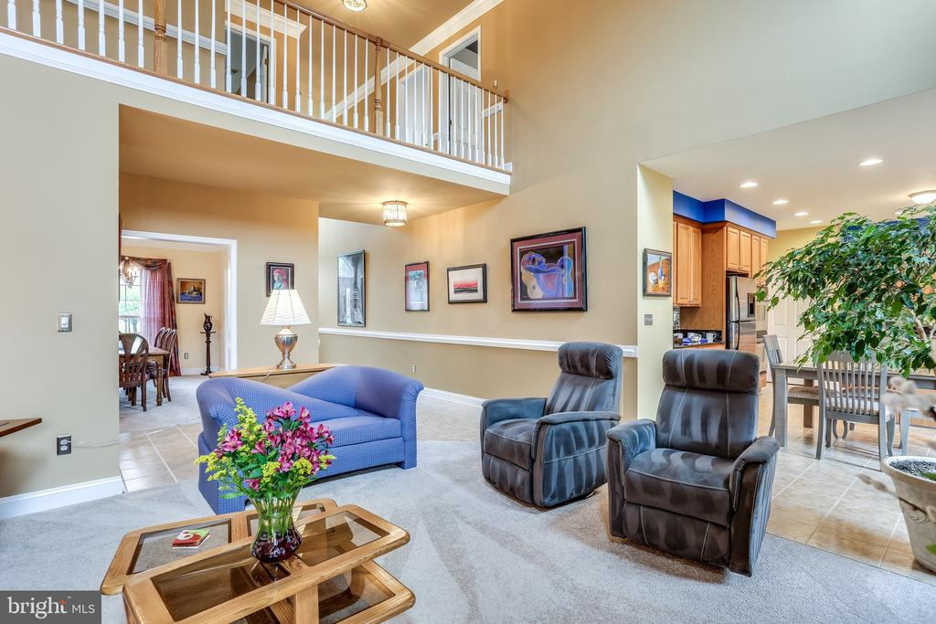 Family Room - 2112 CHAUCER WAY, WOODSTOCK
