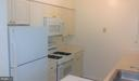 Gas Range and Built-in Microwave - 12913 ALTON SQ #309, HERNDON