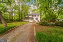 You will feel like you live in the country - 5696 GAINES ST, BURKE
