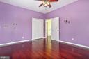 bedroom 4 - 6100 PINTO PL, SPRINGFIELD