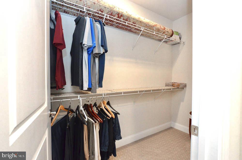 Master Bedroom Walk-in Closet - 21025 ROCKY KNOLL SQ #203, ASHBURN
