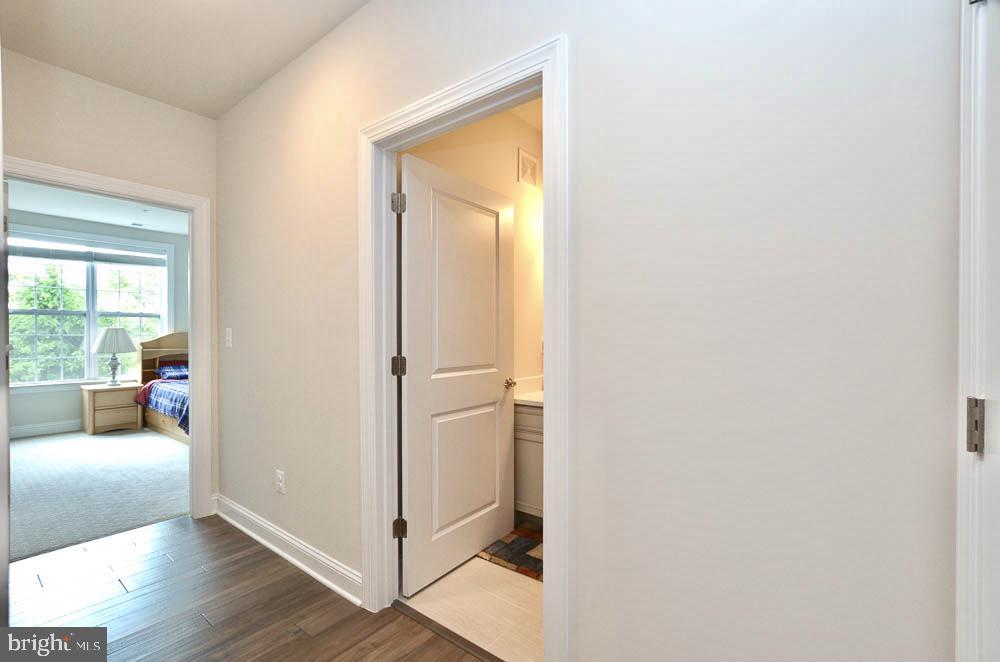 Hall Way to 2nd Bedroom - 21025 ROCKY KNOLL SQ #203, ASHBURN