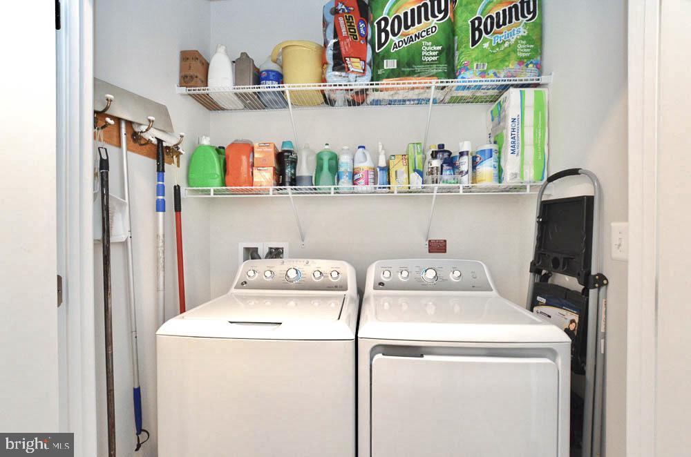 Washer & Dryer - 21025 ROCKY KNOLL SQ #203, ASHBURN