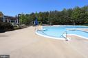 Reston Association's nearby pool - 11331 BRIGHT POND LN, RESTON
