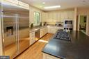 Newer, top-of-the-line stainless appliances - 11331 BRIGHT POND LN, RESTON
