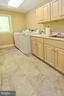 Perfectly located laundry room with sink/cabinets - 11331 BRIGHT POND LN, RESTON