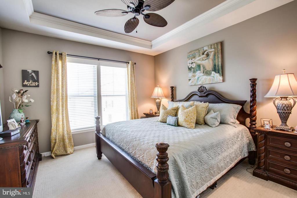 Master Bedroom - 215 APRICOT ST, STAFFORD