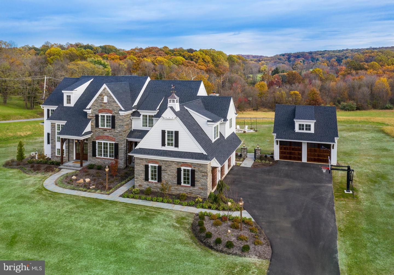 Single Family Homes för Försäljning vid Berwyn, Pennsylvania 19312 Förenta staterna