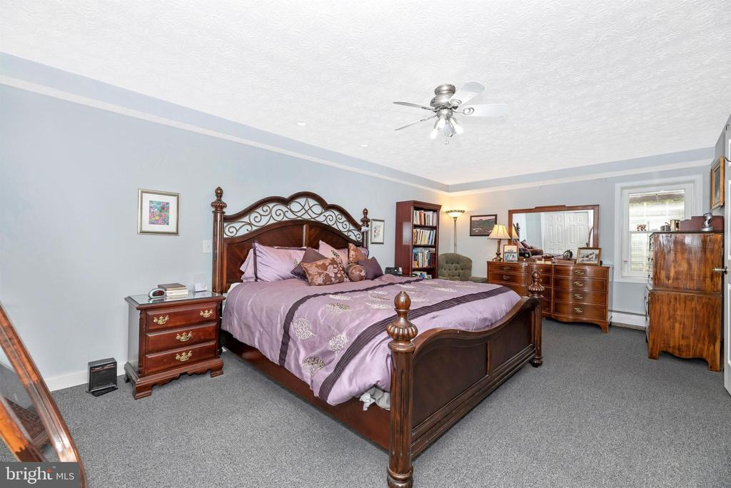 Lower Level Master Bedroom - 3001 GILLIS FALLS RD, MOUNT AIRY