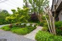 Totally private lot! - 5119 BRADLEY BLVD, CHEVY CHASE