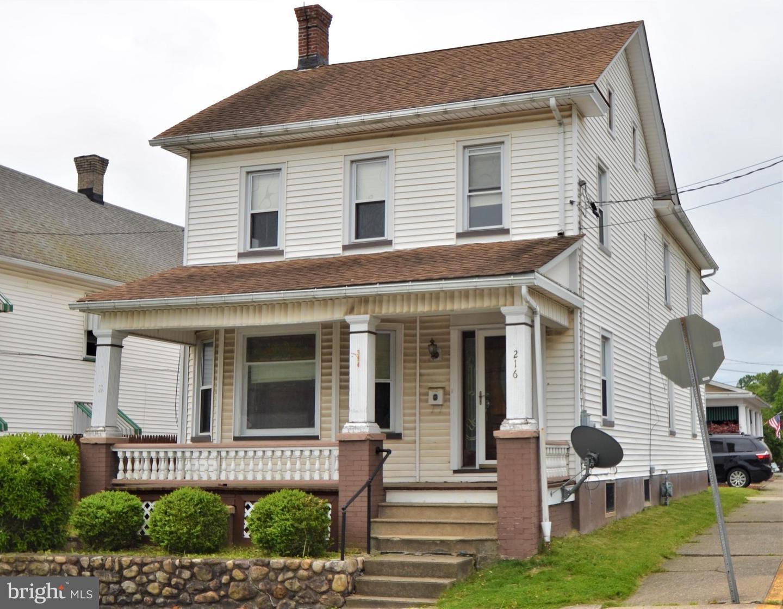 Single Family Homes voor Verkoop op Bangor, Pennsylvania 18013 Verenigde Staten