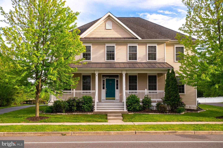 Single Family Homes για την Πώληση στο Chesterfield, Νιου Τζερσεϋ 08515 Ηνωμένες Πολιτείες