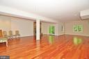 Recreation Room - lower level - 2993 WESTHURST LN, OAKTON
