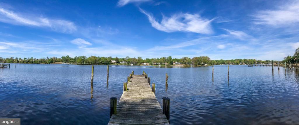 Panoramic Views Of Mill Creek! - 1914 HIDDEN POINT RD, ANNAPOLIS