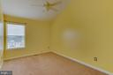 3rd Bedroom w/ Remote Controlled Ceiling Fan - 5266 BALLYCASTLE CIR, ALEXANDRIA