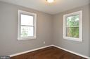 Secondary/Rear Bedroom - 20 BASS CIR SE, WASHINGTON