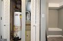 Utility Closet - 20 BASS CIR SE, WASHINGTON