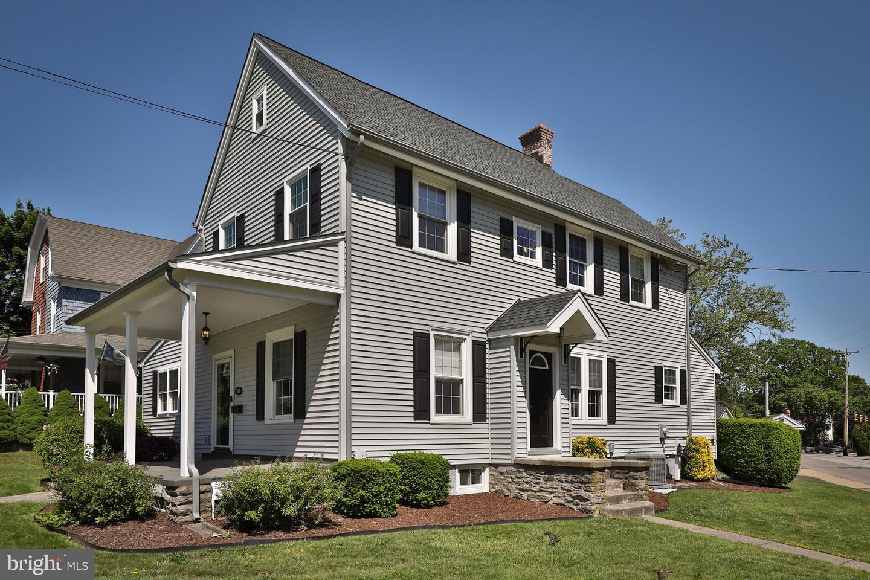 Single Family Homes için Satış at Glenside, Pennsylvania 19038 Amerika Birleşik Devletleri