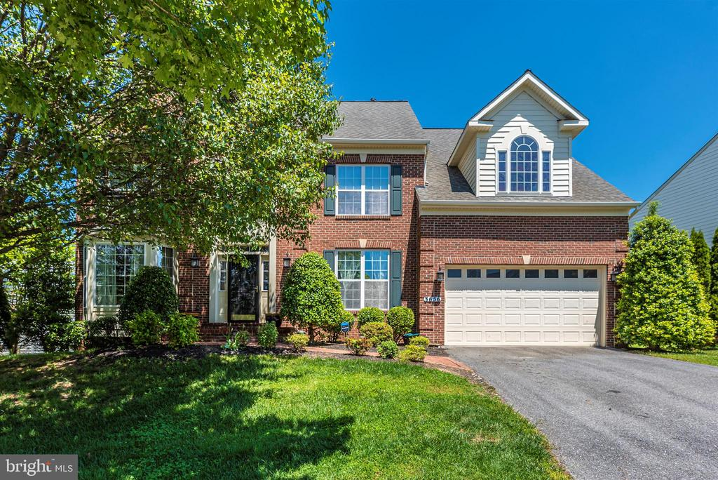 Brick front colonial on culdesac - 3656 BYRON CIR, FREDERICK